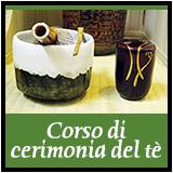 Corsi a Firenze di cerimonia del tè giapponese della Scuola Omotesenke
